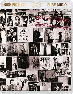 The Rolling Stones - Exile On Main Street - Pure Audio - Only Bluray