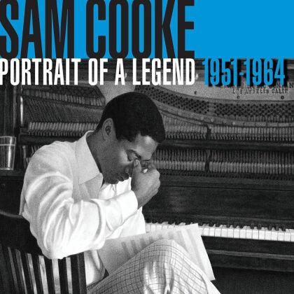 Sam Cooke - Portrait Of A Legend
