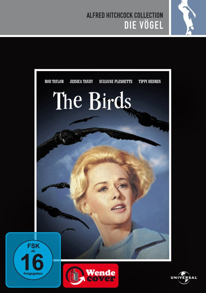 Die Vögel (1963) (Hitchcock Collection)