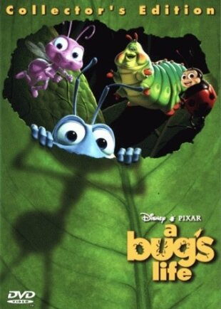A bug's life (1998) (Collector's Edition)
