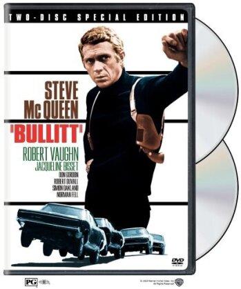 Bullitt (1968) (Special Edition, 2 DVDs)