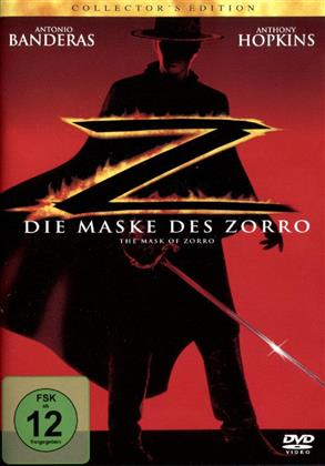 Die Maske des Zorro (1998) (Collector's Edition)