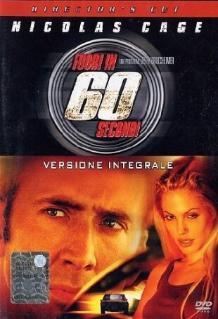 Fuori in 60 secondi (2000) (Director's Cut)