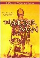 The Wicker Man (1973) (Special Collector's Edition, 2 DVDs)