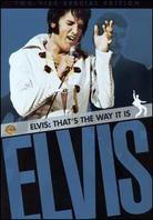 Elvis Presley - That's the way it is (Special Edition, 2 DVDs)