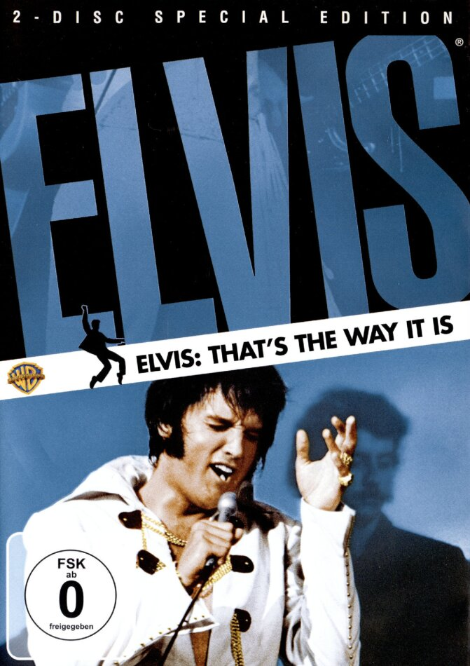 Elvis: That's the way it is (Special Edition, 2 DVDs)