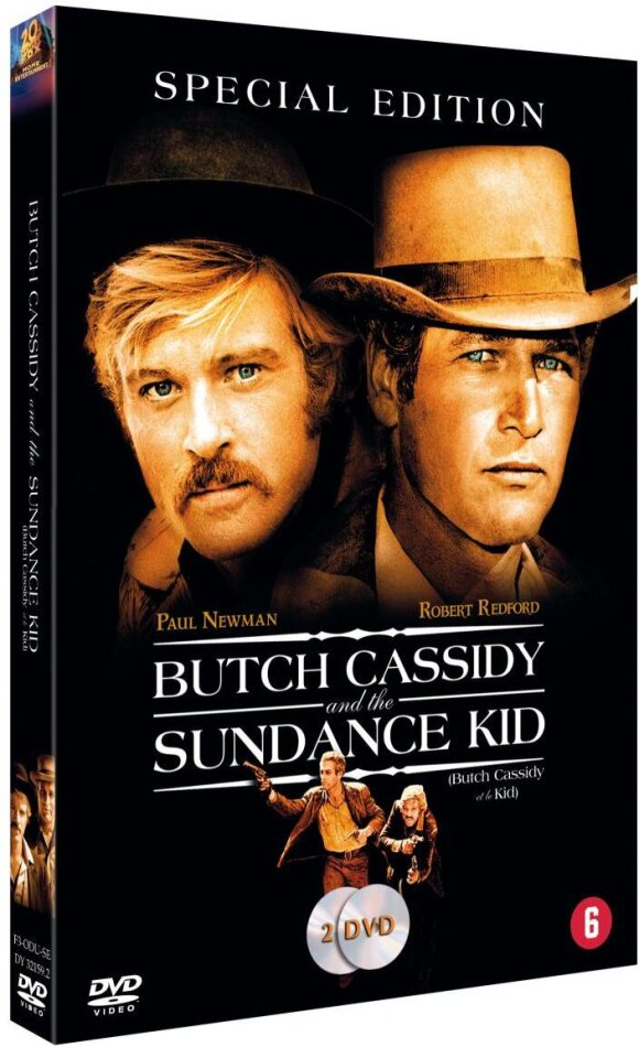 Butch Cassidy et le kid (1969) (Special Edition)