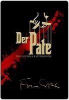 Der Pate - The Coppola Restoration (Steelbook, 5 DVD)