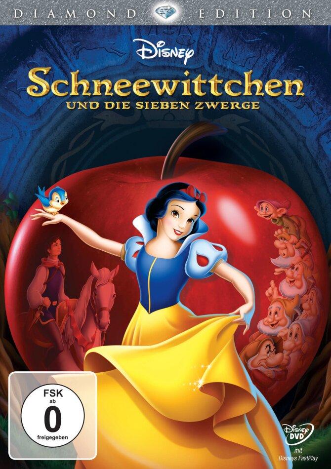 Schneewittchen und die sieben Zwerge (1937) (Diamond Edition)