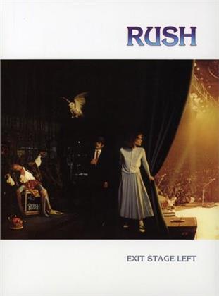Rush - Exit... stage left (Versione Rimasterizzata)