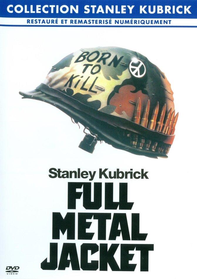 Full Metal Jacket (1987) (Collection Stanley Kubrick, Remastered, Restaurierte Fassung)