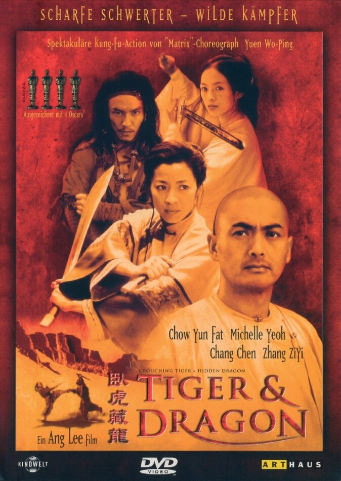 Tiger & Dragon - Crouching tiger, hidden dragon (2000) (2 DVDs)
