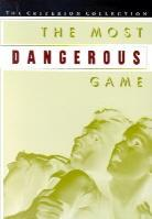 The most dangerous game (1932) (s/w, Criterion Collection)