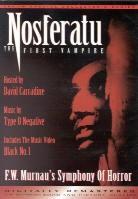 Nosferatu - The first vampire (1922) (s/w)