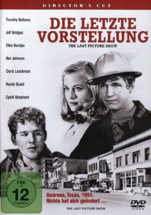 Die letzte Vorstellung (1971) (Director's Cut)