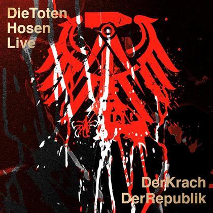 Die Toten Hosen - Live - Der Krach Der Republik (2 CDs)