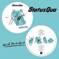 Status Quo - Quid Pro Quo - Picture Disc (LP)