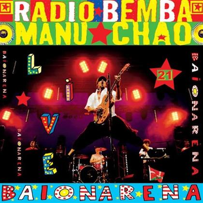 Manu Chao - Baionarena - New Version, Jewelcase (2 CDs)