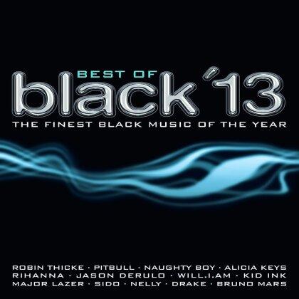 Best Of Black - Various 2013 (2 CDs)