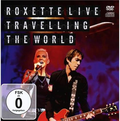 Roxette - Live Travelling The World (CD + DVD)