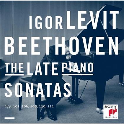 Ludwig van Beethoven (1770-1827) & Igor Levit - Late Piano Sonatas (2 CDs)