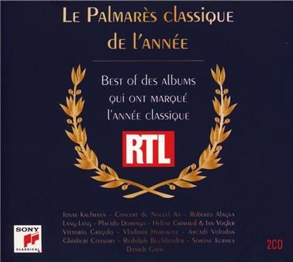Various - Palmarès Classique De L'année (2 CDs)