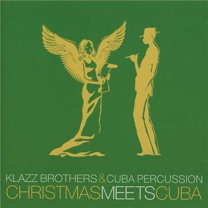 Klazz Brothers & Cuba Percussion - Christmas Meets Cuba