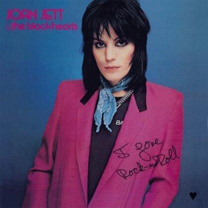 Joan Jett - I Love Rock 'N' Roll - HQCD & Bonus (Japan Edition)