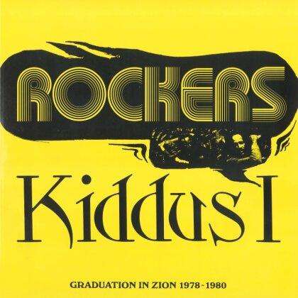 Kiddus I - Rockers: Graduation In Zion 1978-1980 (2 LPs)
