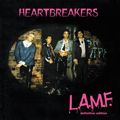 The Heartbreakers - L.A.M.F. (Definitive Edition, 3 LPs)