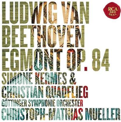 Simone Kermes & Christian Quadflieg - Beethoven: Egmont, Op. 84 & Ah Perfido!, Op. 65