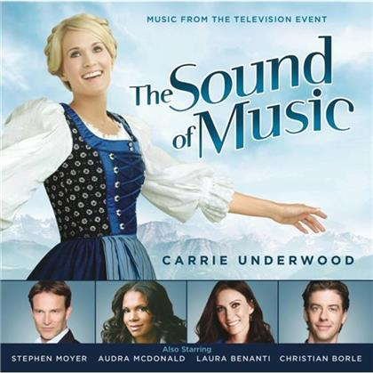 Carrie Underwood - Sound Of Music - OST (CD)