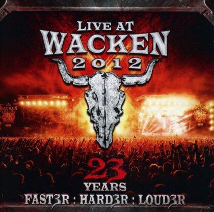 Wacken 2012 - Various - 23 Years (2 CDs)