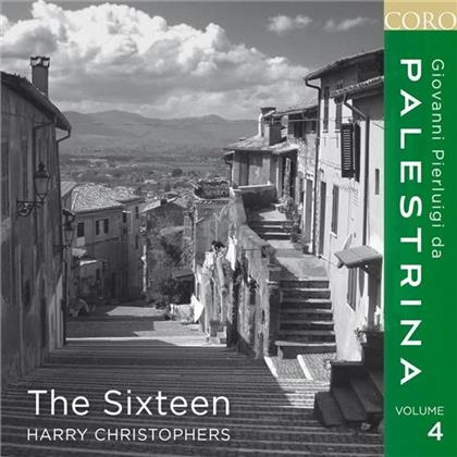 Christopher Harry / The Sixteen - Palestrina Vol. 4