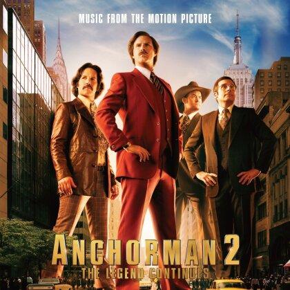 Anchorman - OST 2