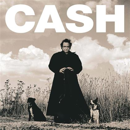Johnny Cash - American 1 - American Recordings (New Version, LP + Digital Copy)