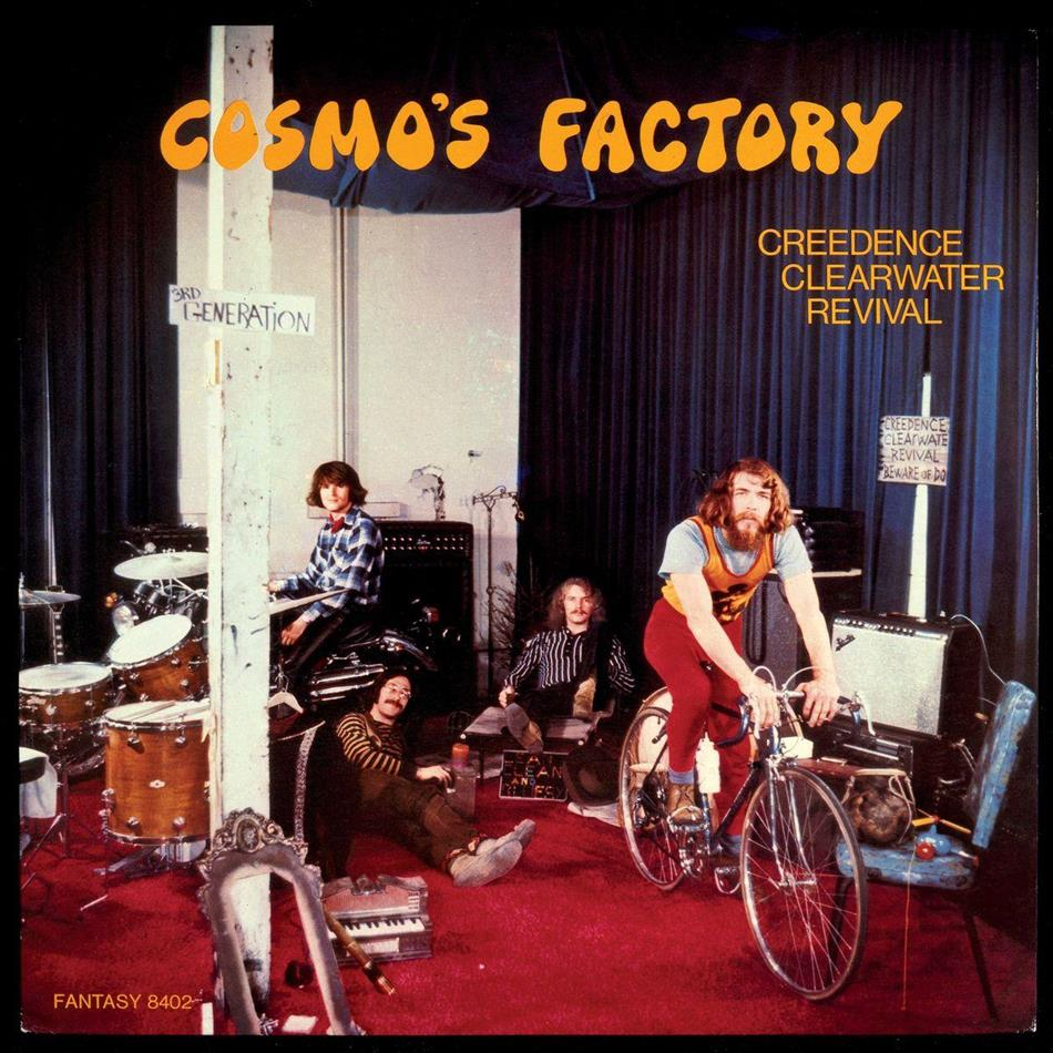 Creedence Clearwater Revival - Cosmo's Factory - Fantasy (LP)
