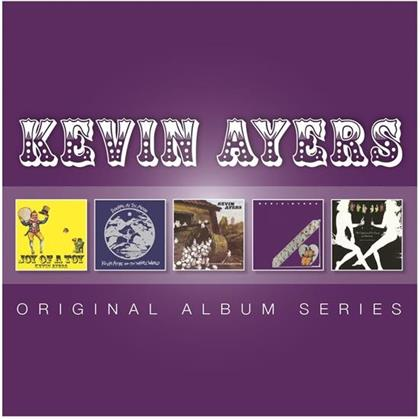Kevin Ayers - Original Album Series (5 CDs)
