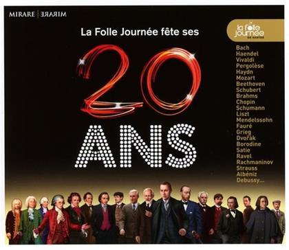 Folle Journee De Nantes - Les 20 Ans (3 CDs)