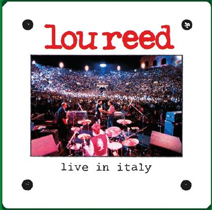 Lou Reed - Live In Italy (New Version, Remastered)