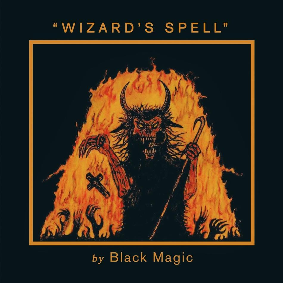 Black Magic - Wizard's Spell (Limited Edition, LP)