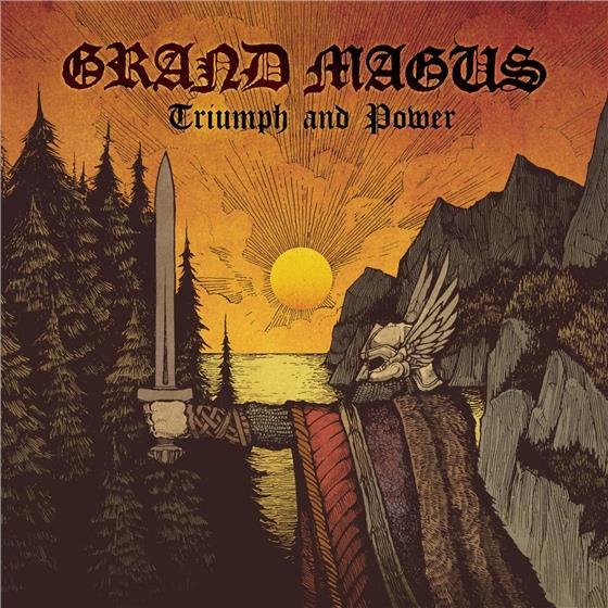 Grand Magus - Triumph & Power - Limited Digipack