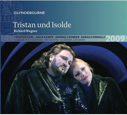 Anja Kampe, Richard Wagner (1813-1883), Vladimir Jurowski (1915-1972), Dame Sarah Connolly, Torsten Kerl, … - Tristan Und Isolde - Glyndenbourne 2009 (3 CDs)