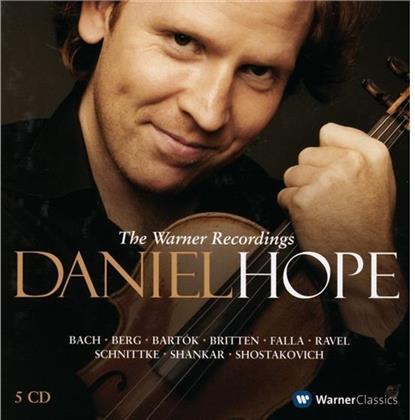 Daniel Hope - Complete Warner Recordings (5 CDs)