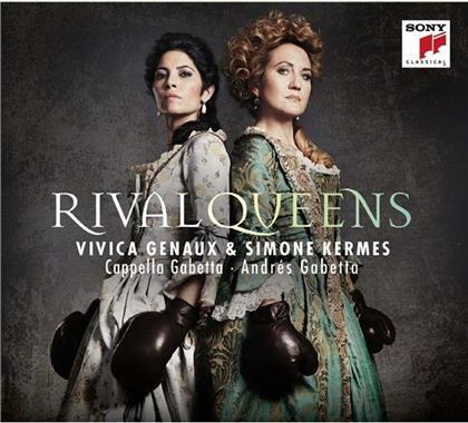 Simone Kermes - Rival Queens - Adversaries (Deluxe Edition)
