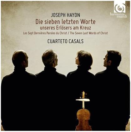Cuarteto Casals & Joseph Haydn (1732-1809) - Die Sieben Letzten Worte