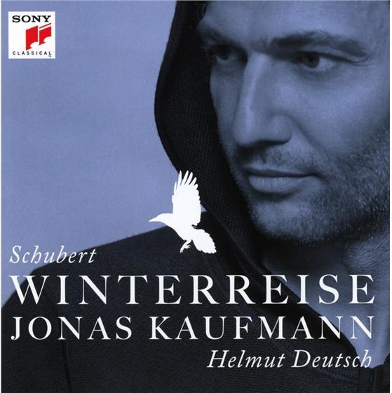 Franz Schubert (1797-1828), Jonas Kaufmann & Helmut Deutsch - Winterreise - Jewelcase