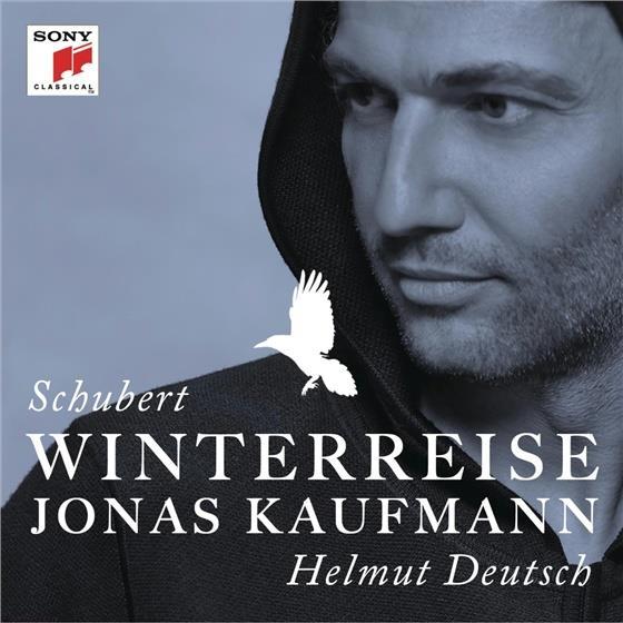Franz Schubert (1797-1828), Jonas Kaufmann & Helmut Deutsch - Winterreise - Deluxe mit Schuber