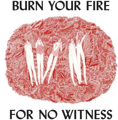 Angel Olsen - Burn Your Fire For No Witness (LP)