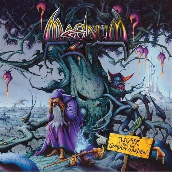 Magnum - Escape From The Shadow Garden (Limited Edition Digipack, CD + DVD)